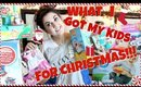 What I Got My Kids For Christmas!!