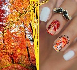 http://www.estilopropriobysir.com/2015/03/nail-art-outono.html https://www.facebook.com/EstiloProprioBySir http://instagram.com/sicaramos