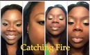 The Hunger Games Catching Fire Inspired Makeup Tutorial