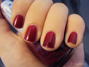 China Glaze Phat Santa Tis the season to be naughty and nice collection (2010)  Review here: http://www.accidiosav.com/2011/china-glaze-phat-santa/