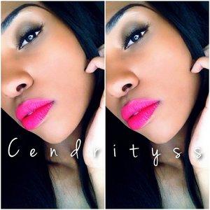 Lipstick: BlackUp ref: 36M