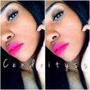 Fushia Lipstick