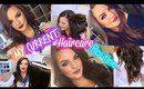ALL ABOUT MY HAIR | Haircare Routine | Products I Use to Grow LONG/HEALTHY hair