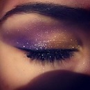 Sparkly Purple.