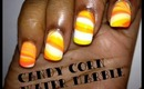 #119 Candy Corn Water Marble Shout Out