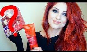 Κόκκινα Μαλλιά | Ioanna Lampropoulou