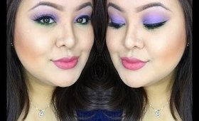 Spring Inspired Makeup Tutorial 2015 | TinaMarieMakeup