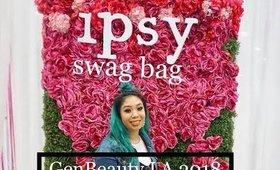 IPSY GENBEAUTY LA 2018   ATTENDEE SWAG BAG
