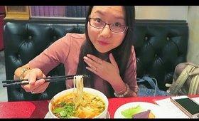 AMAZING Au Lac Vegan Food Vlog   BEST Vegan Food in OC
