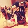 Makeup Brushes 😍💅💄💋