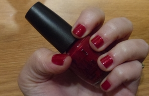 OPI Color to Diner For