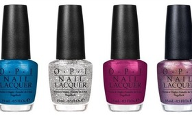 OPI Announces Miss Universe Collection