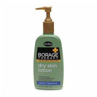 shikai Borage Therapy Dry Skin Lotion - Lightly Fragranced