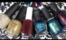 TOP SIX NAIL POLISH TAG!!!