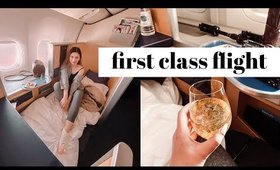 First Class Experience ✨Flying to Tokyo Narita from San Francisco $20,000+ seat All Nippon Air