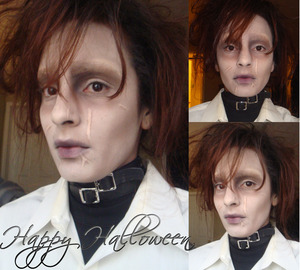 My 1st look for Halloween!!! :)