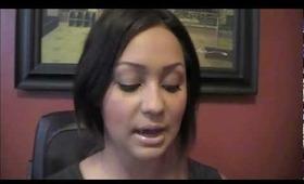 Makeup Tutorial- Smokey Eye using NAKED Palette
