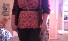 Outfit of the Day and 10lbs down