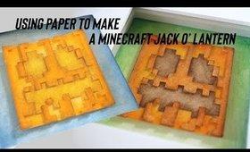 Minecraft Pumpkin Timelapse