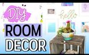 EASY DIY Room Decor Ideas MUST try! | Bethany Mota