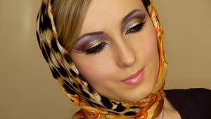 Arabic Look