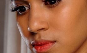 Zac Posen Makeup, New York Fashion Week S/S 2012