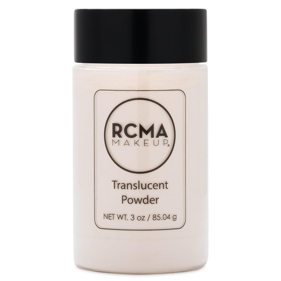 RCMA Makeup Translucent Powder 3 oz alternative view 1 - product swatch.
