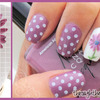 Flower Pot Inspiration Nails
