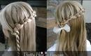 Knotted Braid (Daisy Chain) Lace Braid