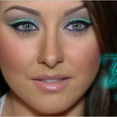 Tiffany Blue Makeup Tutorial