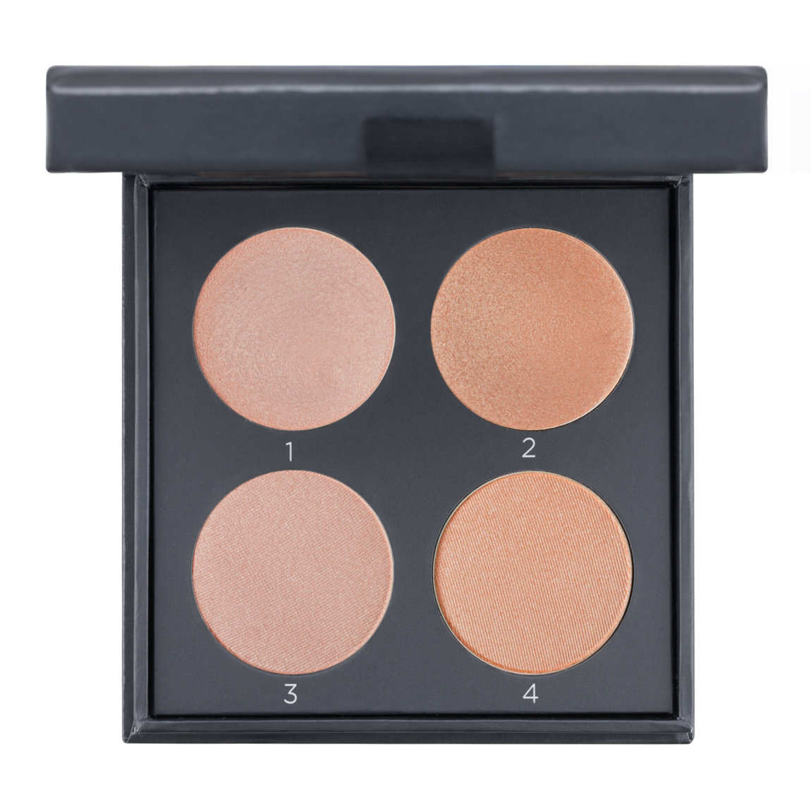 COVER | FX Perfect Light Highlighting Palette Light/Medium product swatch.