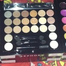 my makeup box from sephora!