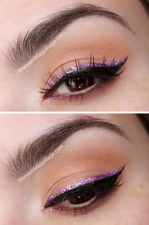 details: http://www.maryammaquillage.com/2013/01/girly-glitter-for-valentines-day.html