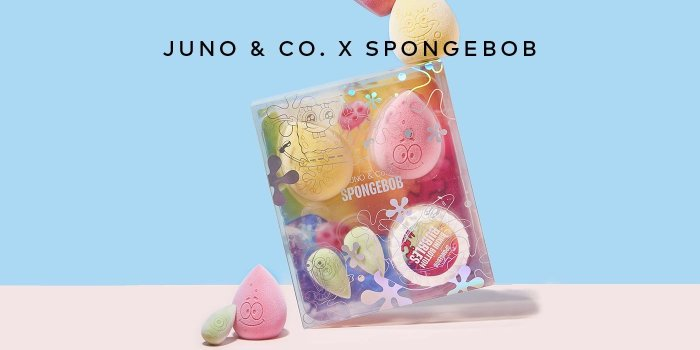 Shop JUNO & Co.'s SpongeBob Set on Beautylish.com
