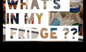 WHAT'S IN MY FRIDGE ? 2-14-14
