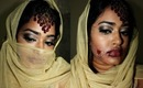Last Minute Halloween Costume: Bollywood Zombie + GIVEAWAY