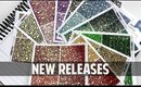 NEW RELEASES - FOIL GLITTER HEADERS