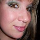 Gold & Emerald Eyes
