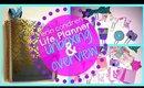Erin Condren Life Planner (DELIVERY, UNBOXING, & OVERVIEW)