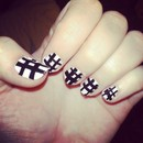 Experimenting with DIY nail tape