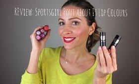 REVIEW: Sportsgirl - Pout About It Lip Colours