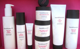 Bare Escentuals Launches bareMinerals Skincare Line