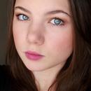 Bronzey eye- Rosey lip.