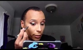 Flawless Face Makeup for Halloween