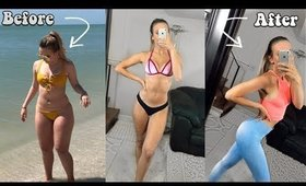How I Lost 25 lbs In 2 Months! 💦  How To Lose Weight Fast!