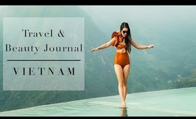 VIETNAM: Travel Journal & Skincare Tips for Hot Humid Places