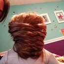 American girl hairstyle