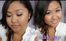 Spring Makeup Tutorial - Pink, Gold & Purple
