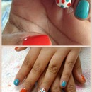 Polka Dot Mani Special Request