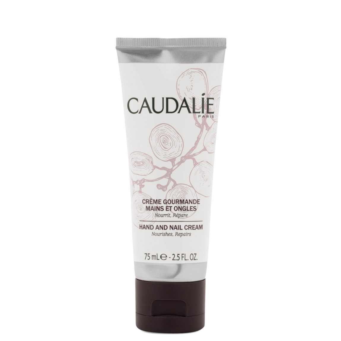 Caudalie Hand And Nail Cream product swatch.